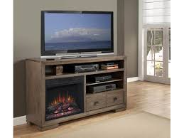 progressive furniture home entertainment 60 inch console fireplace