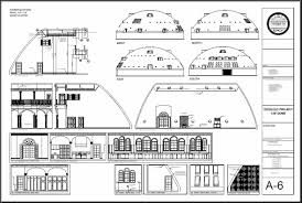 Geodesic Dome Home Floor Plans by Monolithic Dome Design
