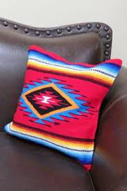 Serape Table Runner Pillows U0026 Blankets Decorative Pillows