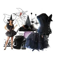 Witch Halloween Costumes Witch Halloween Costume Polyvore