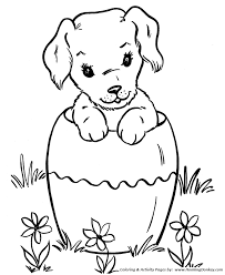 dog coloring pages free printable dog coloring pages coloring