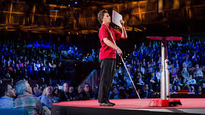 World Access For The Blind Daniel Kish How I Use Sonar To Navigate The World Ted Talk