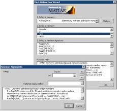spread sheet features spreadsheet link matlab