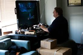 How To Make A Gaming Setup Gabe Newell At The Office Hard At Work On Episode 3 Gaming