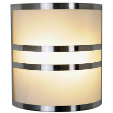 Tealight Wall Sconce Wb1378bs1 Light Sconcebrushed Steel Outdoor Lighting Ceramic Wall