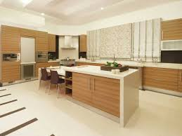 Long Kitchen Ideas by Cabinet Doors Alluring Contemporary Kitchen Design With