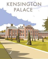 kennington palace kensington palace art print railwayposters co uk