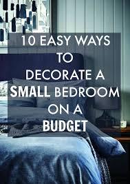 Best  Budget Bedroom Ideas On Pinterest Apartment Bedroom - Bedroom on a budget design ideas