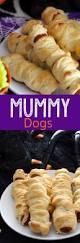 halloween mummy dogs eazy peazy mealz