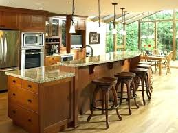 best kitchen island kitchen island with bar seating thecoursecourse co