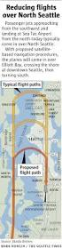 Seattle Tacoma Airport Map Have Flight Path Changes Made Your Home Quieter Many In S Seattle