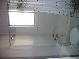 Bathroom Shower Windows by Protecting A Window In Shower Wall The Inside Outside Guys