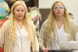 amanda bynes looks different in rare outing page six