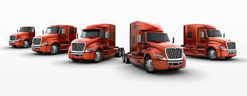 introducing the lt series international trucks