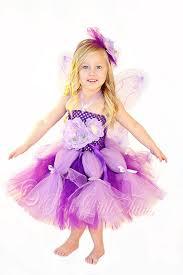 Halloween Fairy Costume Sweet Garden Fairy Enchanting Girls Tutu Dress Baby
