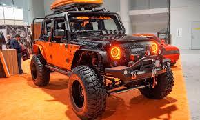 sema jeep yj 2015 sema show highlights autonxt