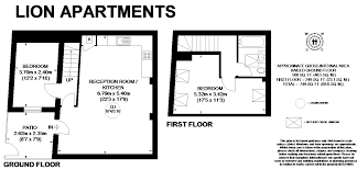 500 Sq Ft Apartment Floor Plan by 2 Bed Property For Sale In Lion Apartments 264 Rotherhithe New