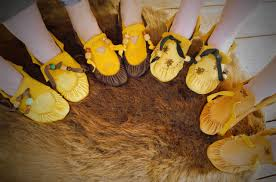 summer moccasins lure of the north