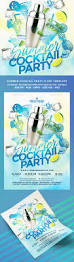 cocktail flyer psd flyer templates flyer template and party flyer