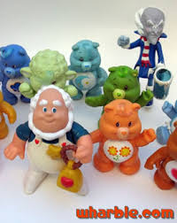 poseable care bears