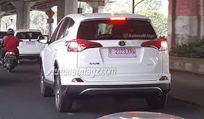 toyota suv indonesia toyota rav4 2017 tertangkap kamera di jalanan jakarta