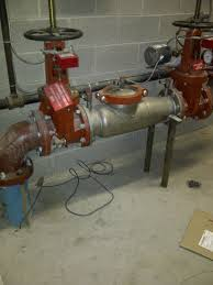 backwater valves and backflow preventers are not at all the same