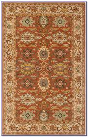 Solid Colored Rugs Solid Rust Colored Area Rugs Rugs Home Design Ideas 2x7wonq7vd