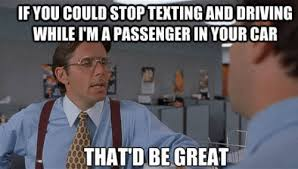 Texting While Driving Meme - meme collection distracted driving