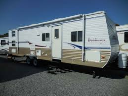 2006 Dutchmen Travel Trailer Floor Plans by 2006 Dutchmen 31b Dsl Travel Trailer U20756 Arrowhead Camper