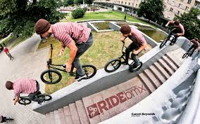 bmx pro rider garrett reynolds feeble bar manual photo fudger