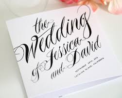 Cute Wedding Programs Wedding Programs Archives Dpnak Weddings