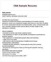excellent resume exle resume nursing assistant resume exles sle of a best