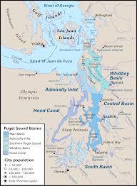 Spokane Washington Map File Map Pugetsound Png Wikimedia Commons