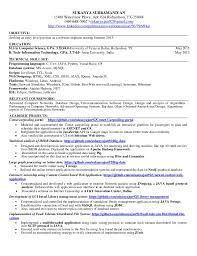 Sample Resume For Entry Level by Free Download Entry Level Midlevel Software Engineer Resume