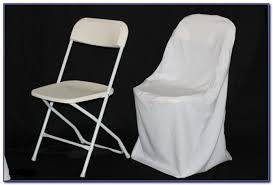 Folding Chair Cover Metal Folding Chair Back Covers Chairs Home Design Ideas