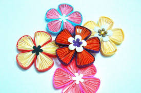 crafts for home decoration paper quilling art on etsy u2013 handmade paper crafts intended for