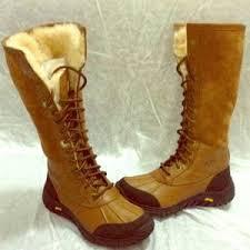 ugg s adirondack boot ii chestnut manda s closet on poshmark amandda19