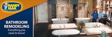 New Construction Plumbing Handy Man Bathroom Remodeling Remodeling And New Construction