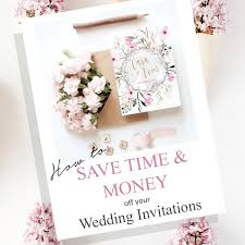 wedding invitations kerry how to save time money your wedding invitations