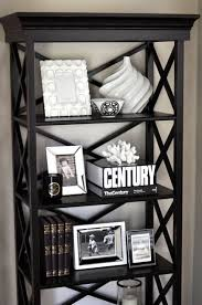Ballard Bookcase Edgecomb Gray Traditional Living Room Benjamin Moore