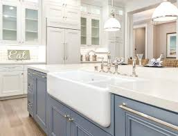 kitchen island quartz farmhouse sink new with farm and dishwasher