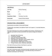 Lead Pharmacy Technician Resume Pharmacist Job Description Hospital Pharmacy Technician Job