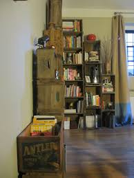 How To Make A Wood Shelving Unit by Crate Shelves 25 Diys Guide Patterns