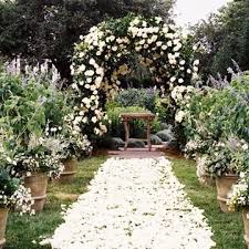 Wedding Archway Beautiful Ceremony Decor Inspiration Aisle Arches Chic Vintage