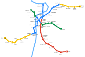 Prague Subway Map by File Prague Metro Plan 2002 Floods Svg Wikimedia Commons
