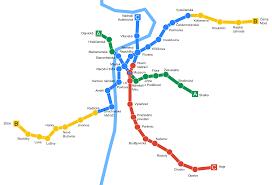 Prague Metro Map by File Prague Metro Plan 2002 Floods Svg Wikimedia Commons