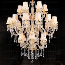 Chandelier Sale Luxury Three Tiered K9 Chandeliers For Sale