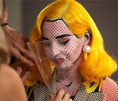 Comic Book Character Halloween Costumes Lichtenstein Comic Crying Unique