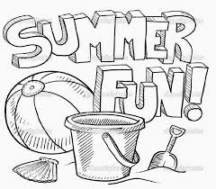 beach coloring pages preschool amazing summer coloring pages for preschool beach best fun 19 10741