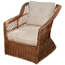 Wicker Lounge Chair Design Ideas Wooden Lounge Chair Wicker That Can Be Decor With White